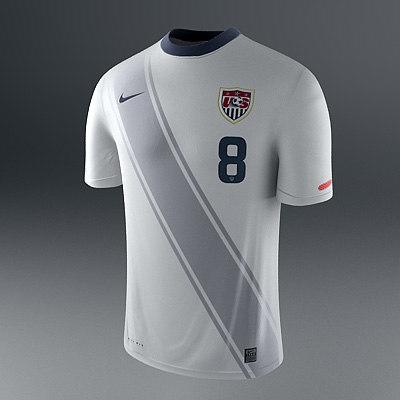 US Shirt - Soccer Jersey 3D Models