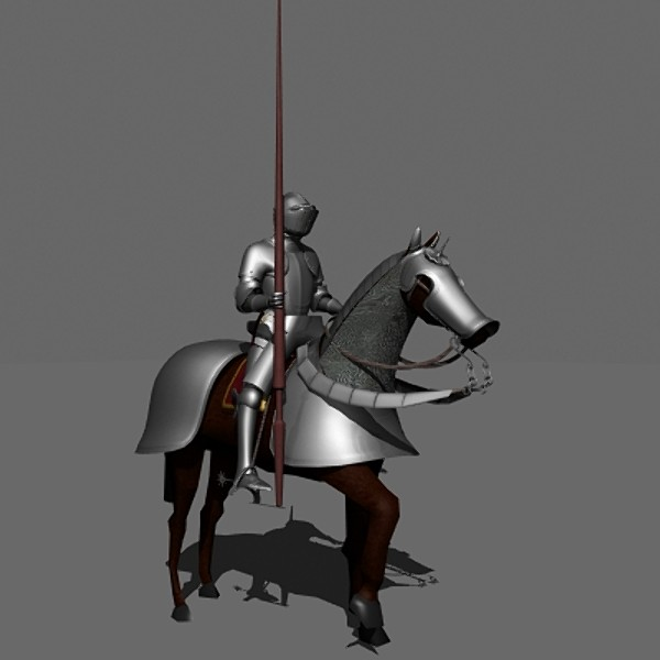 Jousting Armor