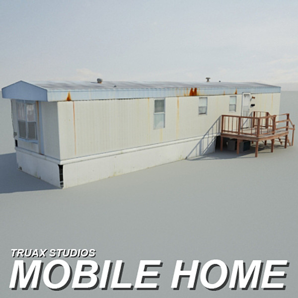 Truax Studios Trailer 01 3D Models