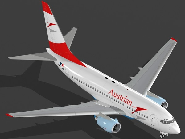 B 737-600 Austrian Airlines