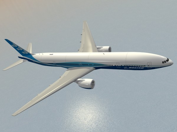 Boeing 777-300 Dreamliner