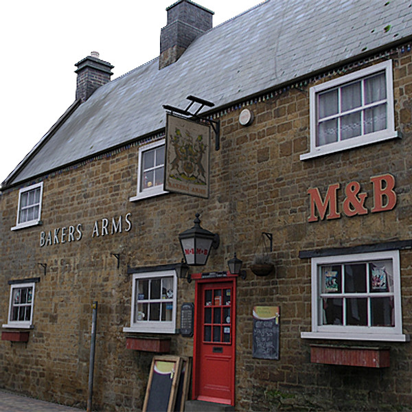 English Village Pub