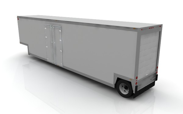 Dorsey 48ft moving van