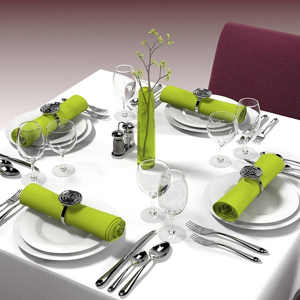 Very Best  table 3d model - Square Restaurant Table Banquet by shop3ds 600 x 600 · 77 kB · jpeg