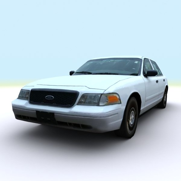 2004 crown victoria 3d 3ds - 2004 Ford Crown Victoria... by be fast